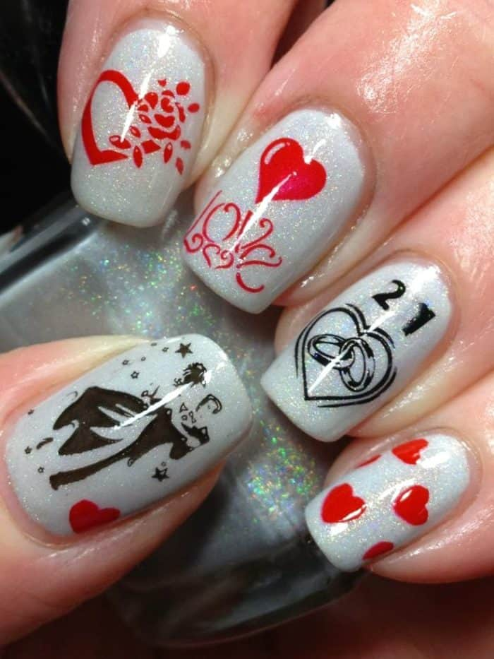Creative Nail Design Ideas