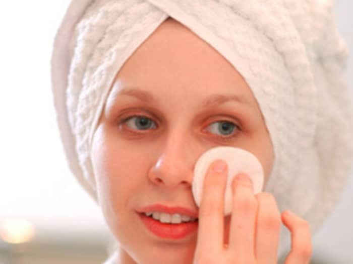 how to clear blackheads
