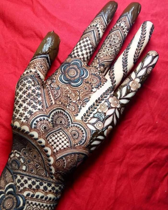 Best Henna Designs: 40 Beautiful Khafif Mehndi Designs Images