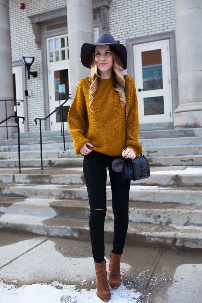 25 Stunning Sweater Dress Outfit Ideas Sheideas