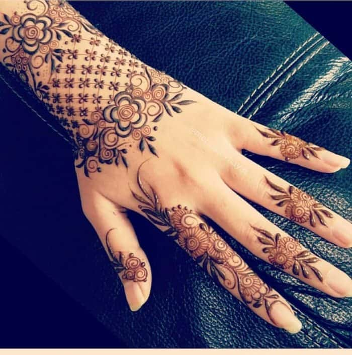 Mehndi Designs Khafif : Beautiful khafif mehndi designs images sheideas