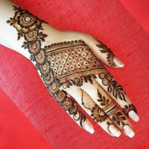 40 beautiful khafif mehndi designs images   sheideas
