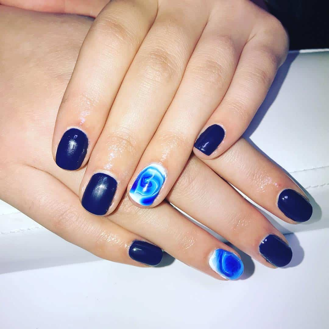 50 Latest Shellac Nail Design Ideas For 2019 [With