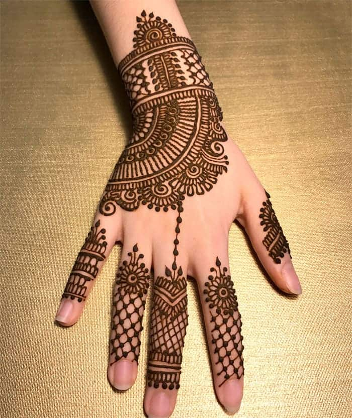 Mehndi Designs 2018 : Collection of best henna designs ever sheideas