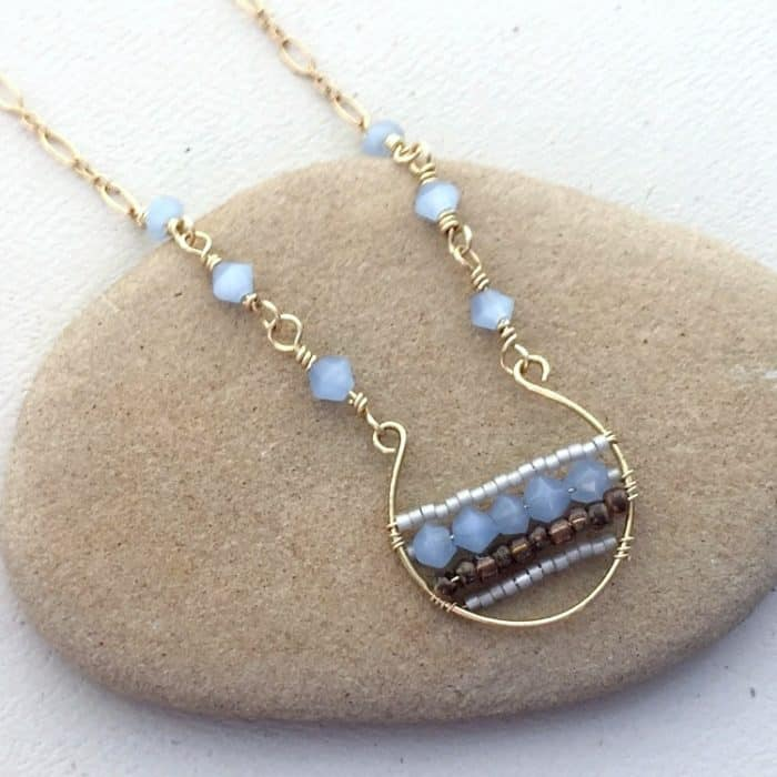 Homemade Necklace Designs
