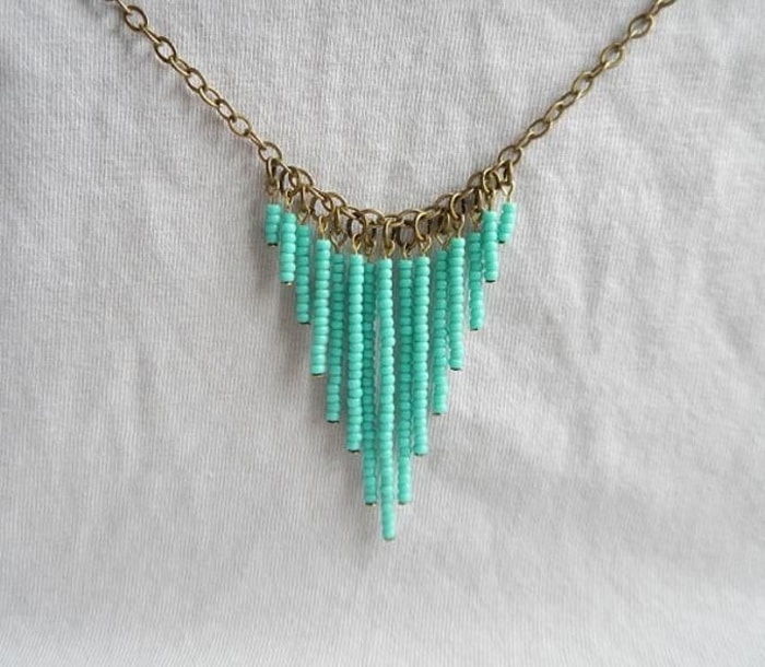Beautiful Beaded Necklace Designs Ideas Photos - harmonyfarms.us ...