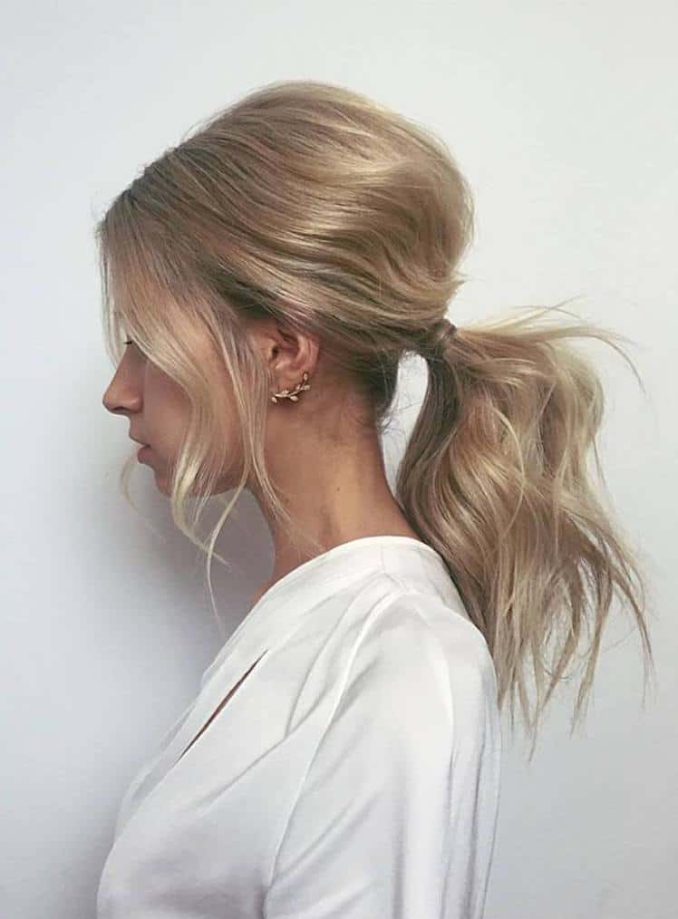 Christmas Party Hairstyles.20 Super Easy Party Hairstyles For Ladies Sheideas
