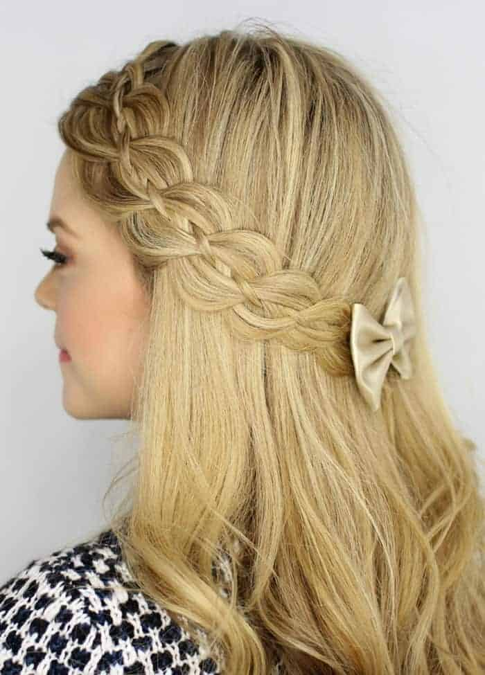 25 Stylish Holiday Hair Ideas For a Festive Season