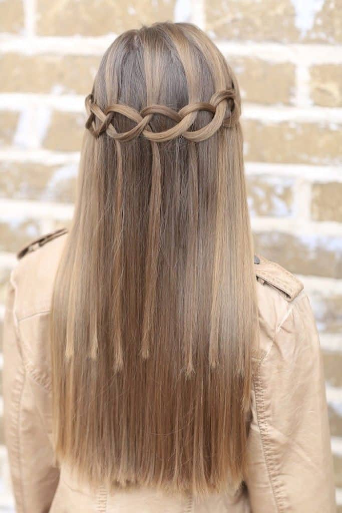 20 Super Easy Party Hairstyles For Ladies Sheideas