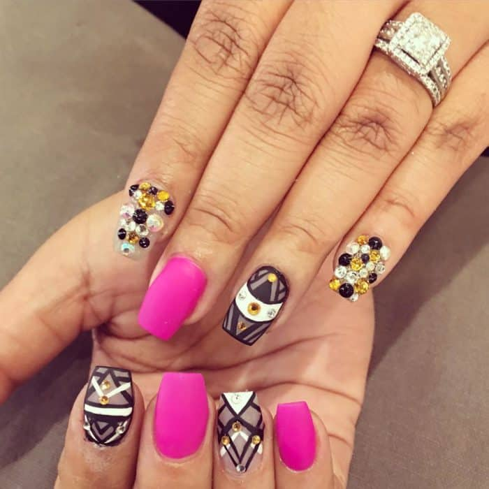 Top 30 New Funky Nail Art Designs 2019