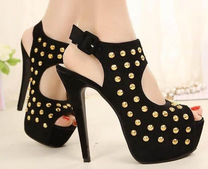 High End Female Shoes