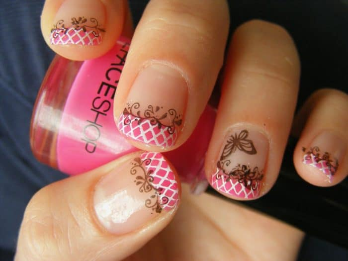 Easy Cute Nail Art Designs
