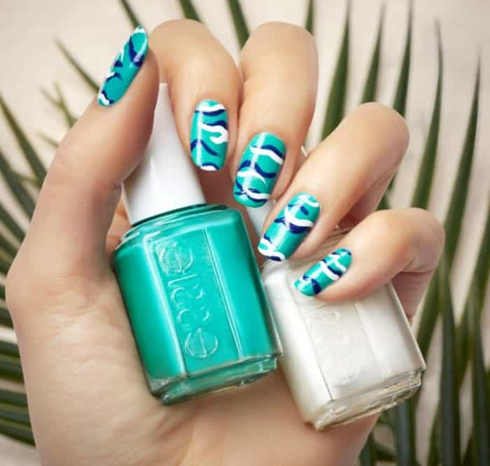 Top 30 New Funky Nail Art Designs 2018