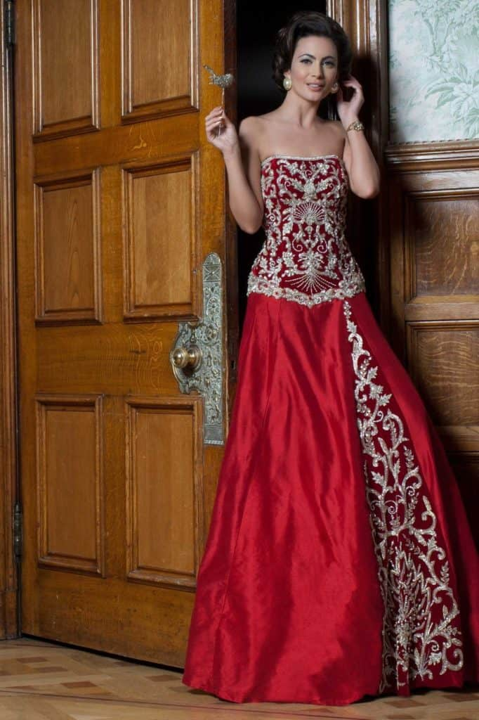 30 Trendy Asian Bridesmaid Dresses Collection – SheIdeas