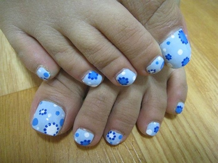30 majestic fall toe nail designs images for 2018 � sheideas