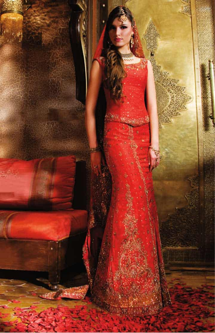 30 trendy asian bridesmaid dresses collection sheideas asian bridal red lengha choli for bridesmaids ombrellifo Gallery