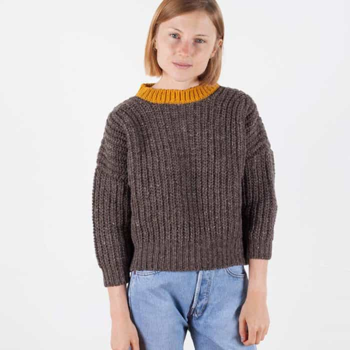 Hand Knitted Ladies Jumpers