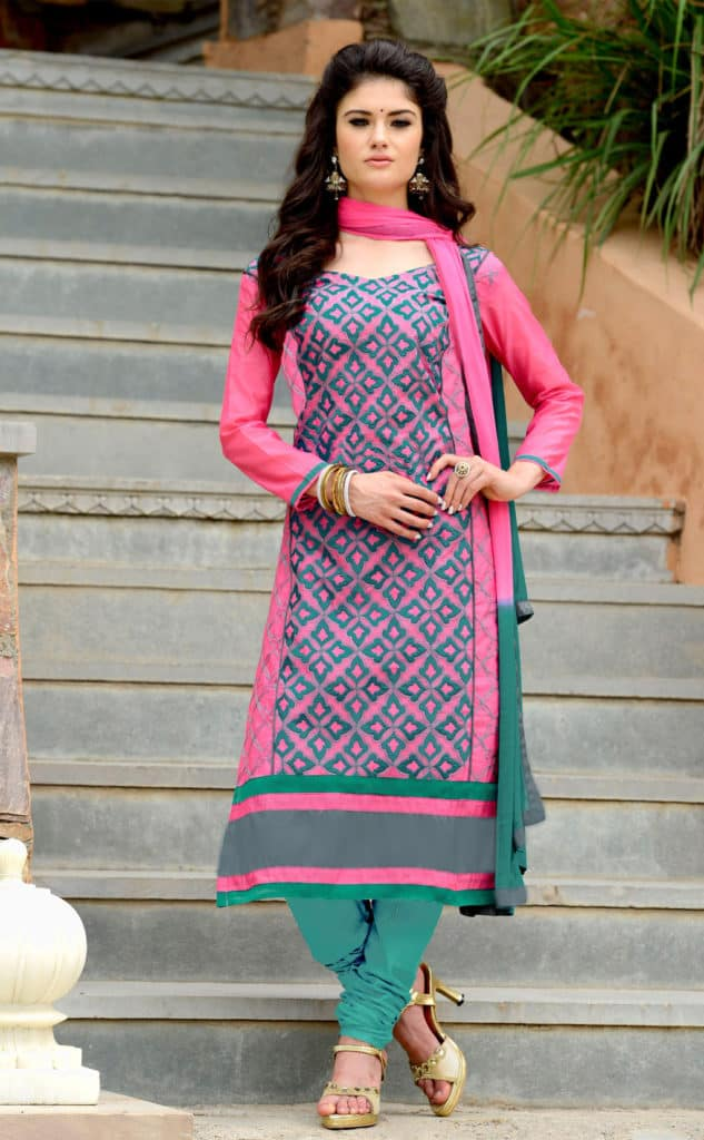 Cotton Churidar Designs