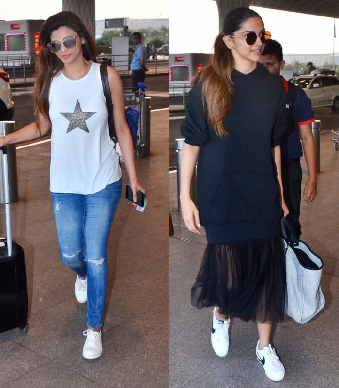 30 Beautiful Bollywood Celebrity Airport Style