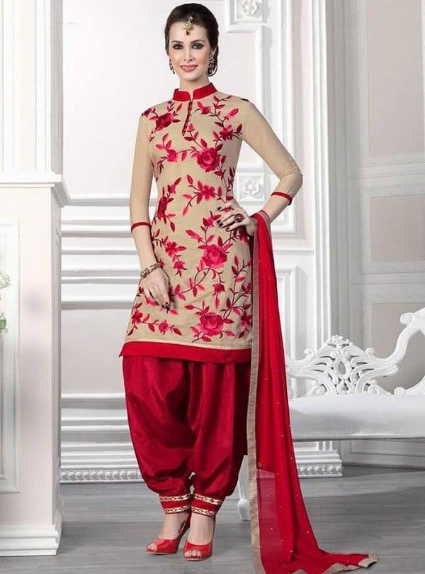 35 Latest Summer Salwar Suit Designs 2018