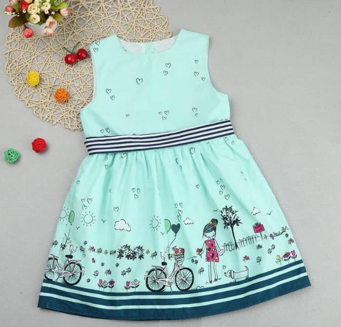 Kids Wear Dresses