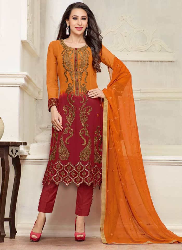 35 Latest Summer Salwar Suit Designs 2019