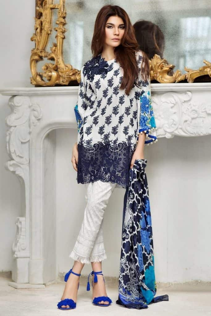 Summer Salwar Suit Designs