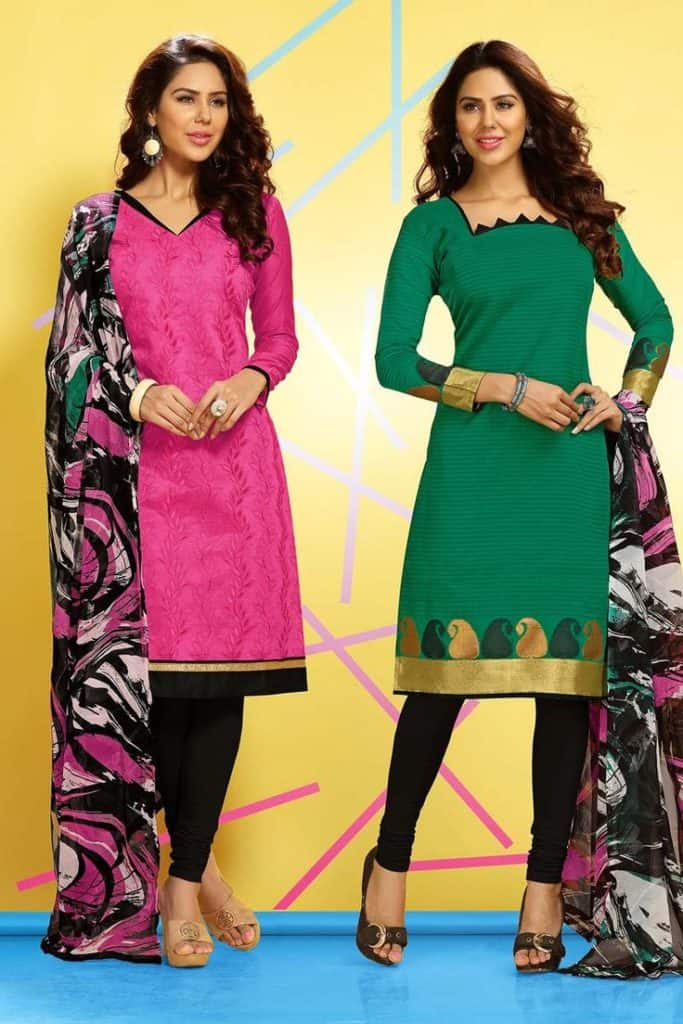 6 Ultimate Salwar Suits Patterns to Look Slim and Gorgeous
