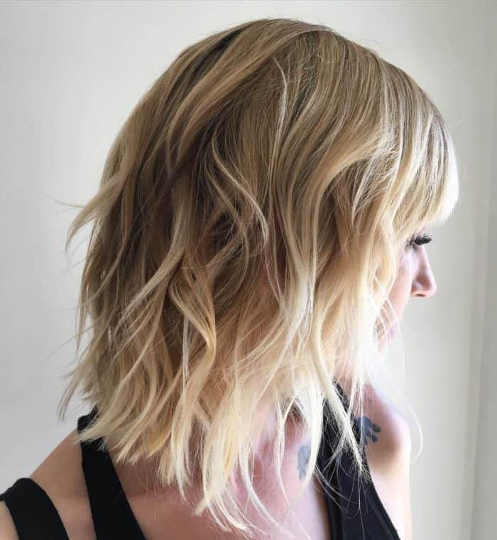 32 New Bang Hairstyles Ideas for Ladies 2019