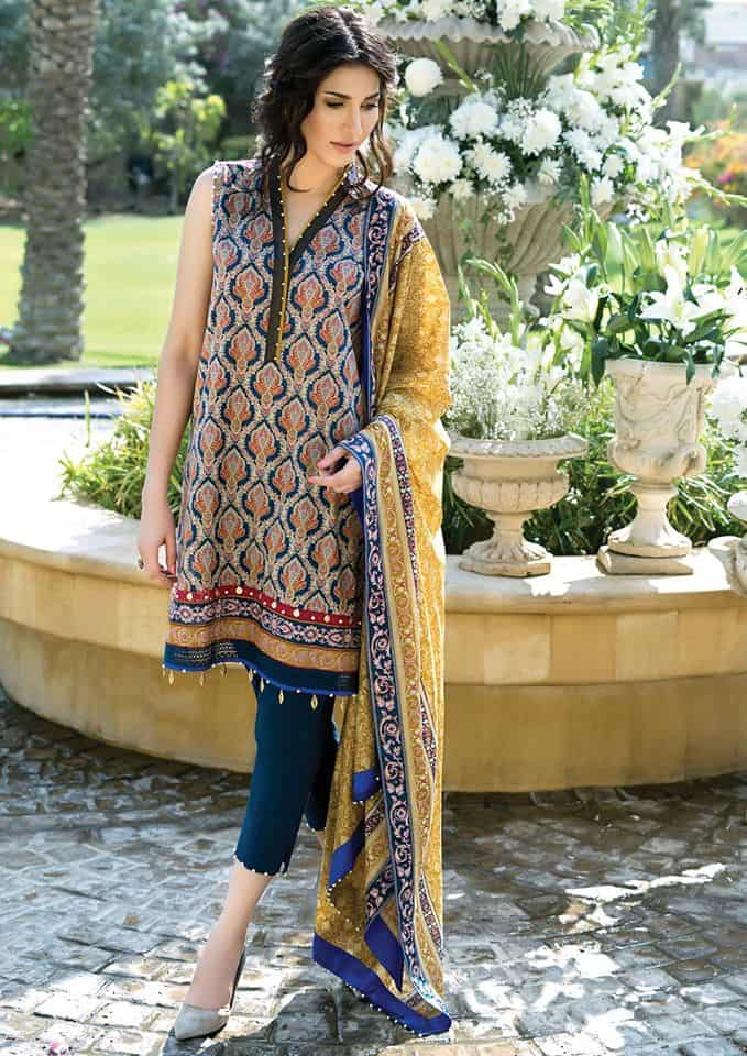 35 new alkaram summer lawn collection 2019  u2013 sheideas