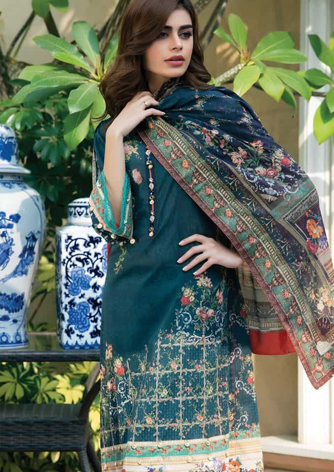 35 New Alkaram Summer Lawn Collection 2019 Sheideas