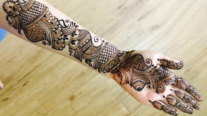 Arabic Mehndi Designs For Hand : Good arabic mehndi designs for full hands sheideas