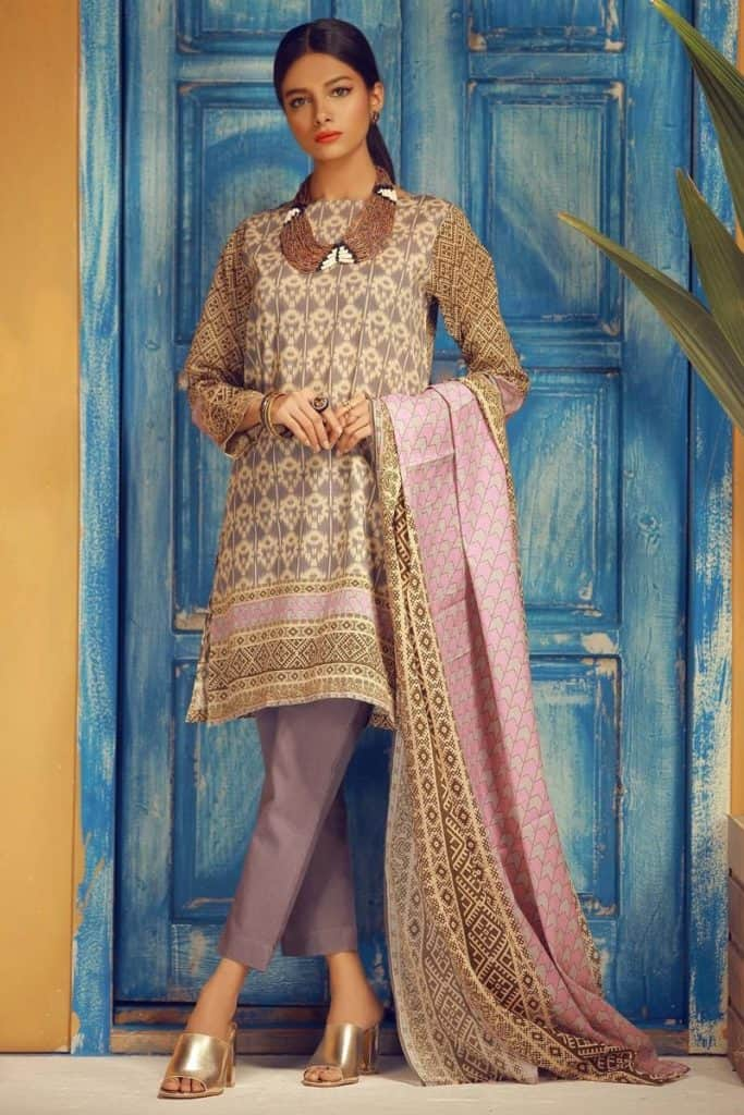 30 Latest Khaadi Lawn Collection 2018