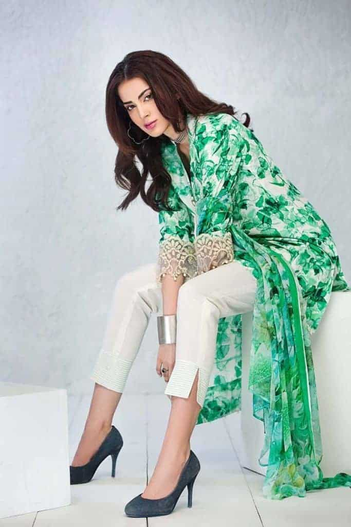 30 Best Gul Ahmed Summer Lawn Collection 2018   SheIdeas