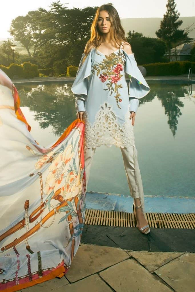 20 Latest Sana Safinaz Summer Lawn Collection 2018