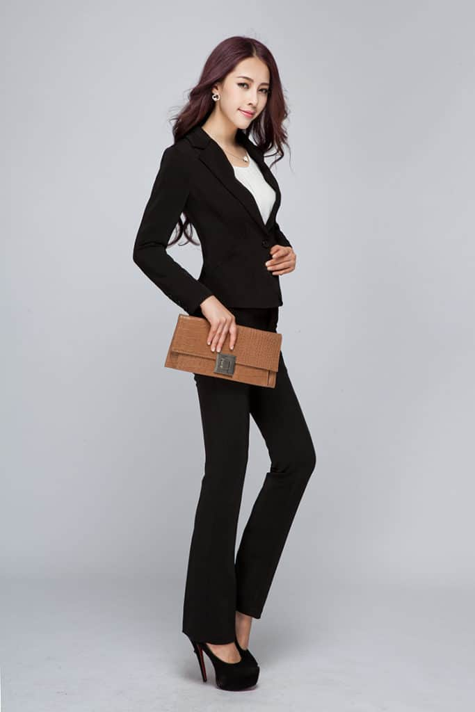 Ladies Evening Trouser Suits