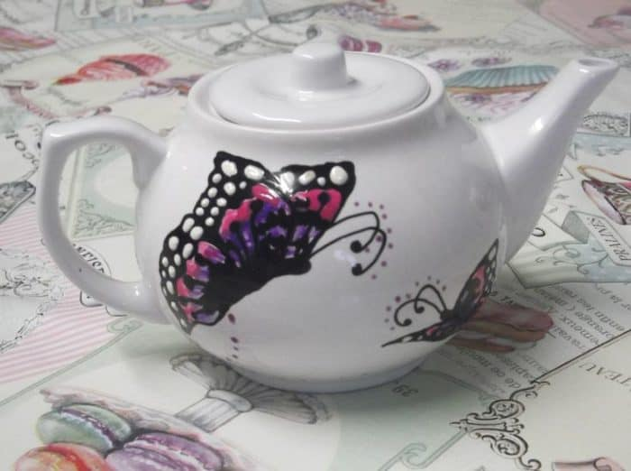 25 Amazing Teapot Painting Ideas for Inspiration