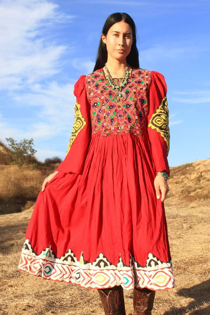 20 Latest Handmade Embroidery Dresses For Ladies Sheideas