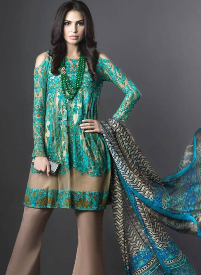 pakistani short shirts designs