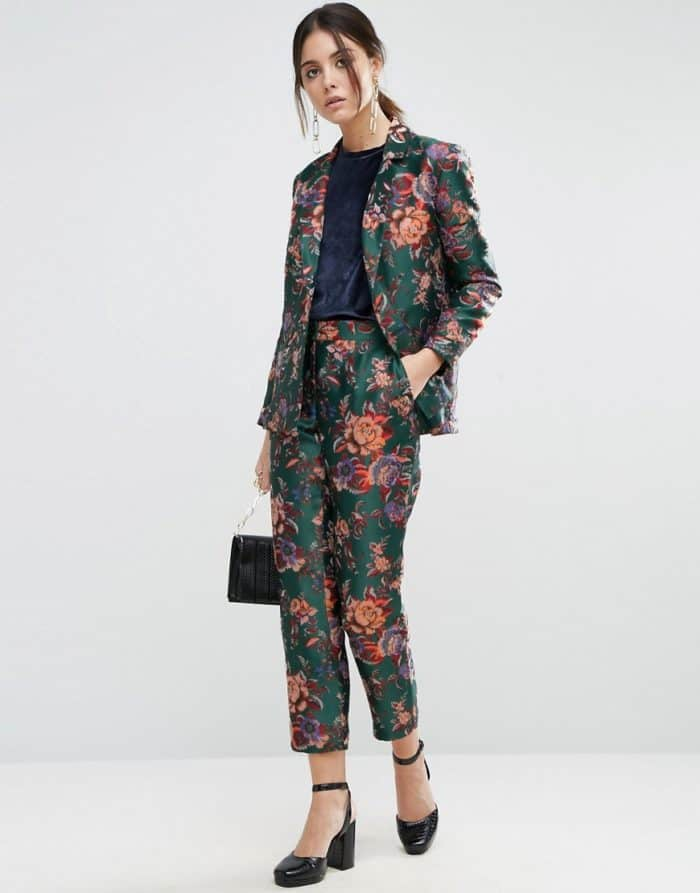 25 Gorgeous Ladies Evening Trouser Suits 2019