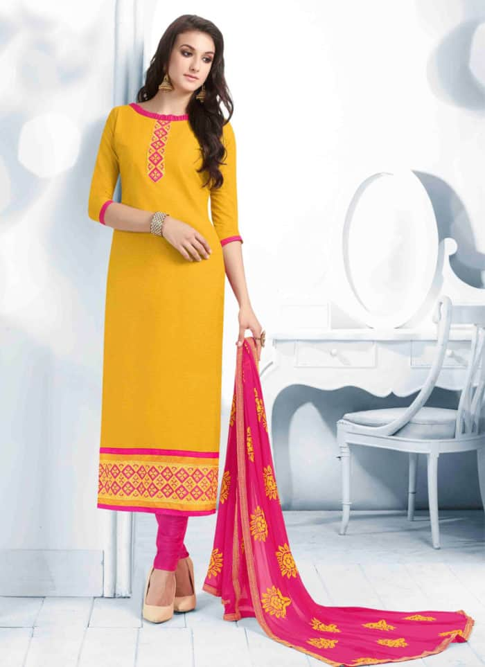 punjabi suit design 2019