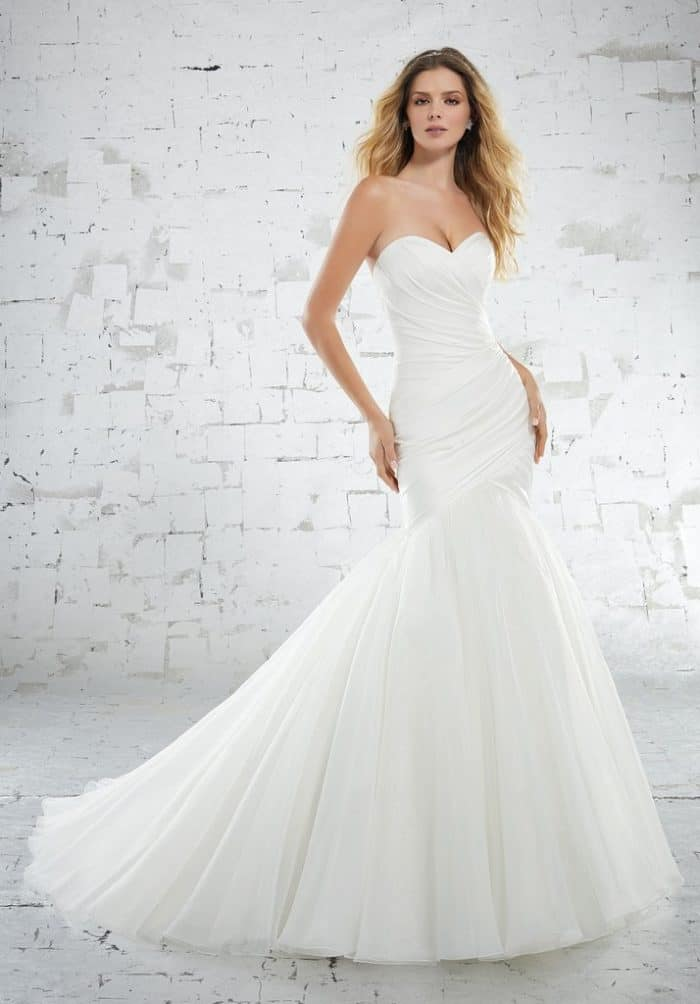 Latest Mermaid Wedding Dresses