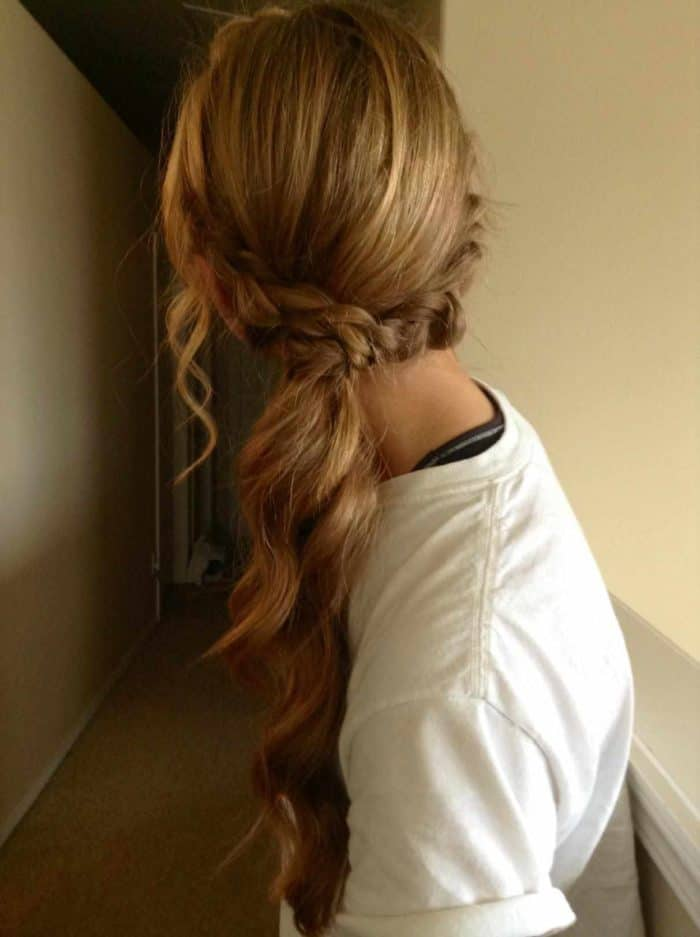 Simple Ponytail Hairstyles for Everyday