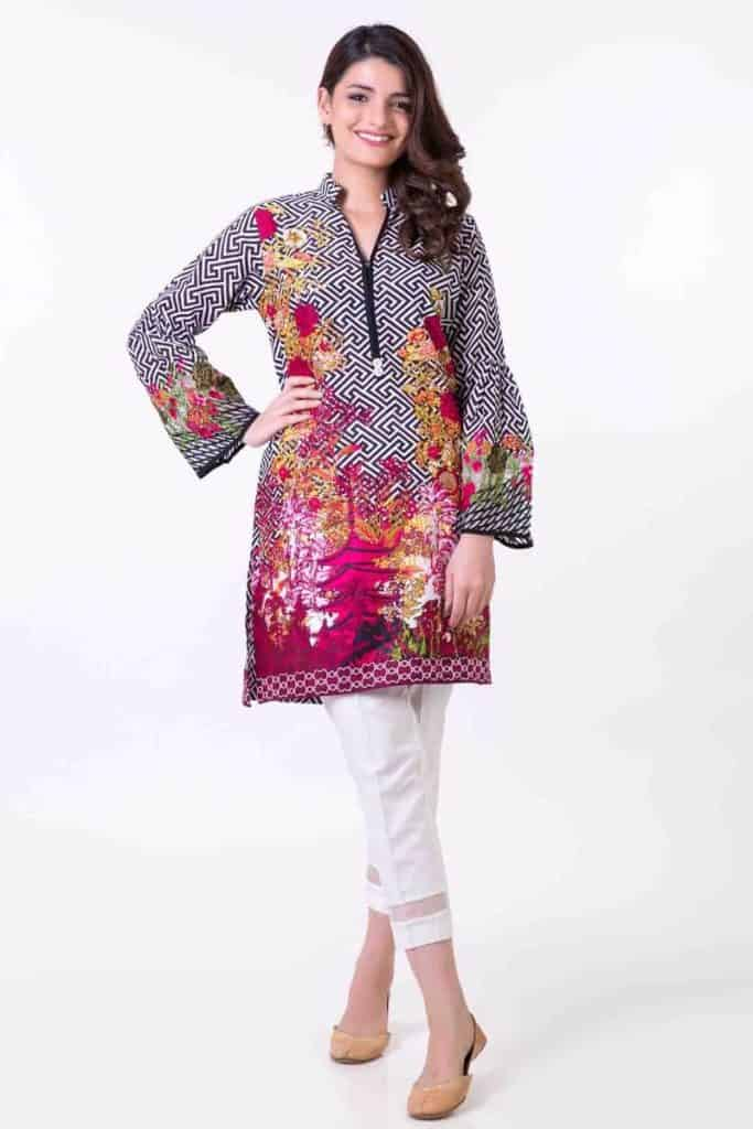 ladies eid kurta designs