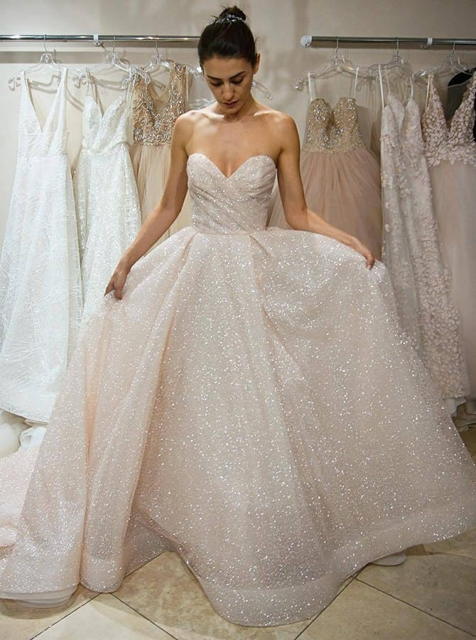 30 Latest Mermaid Wedding Dresses for Brides