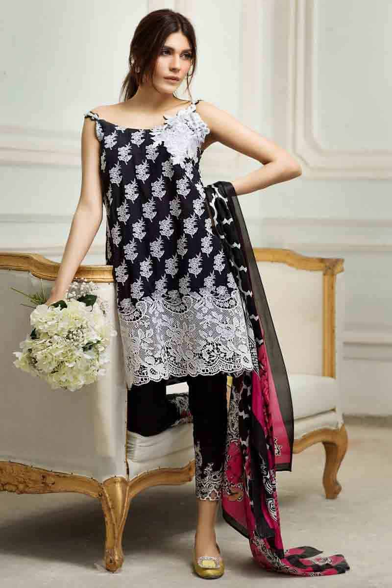 30 Latest Ladies Eid Kurta Designs Images 2019