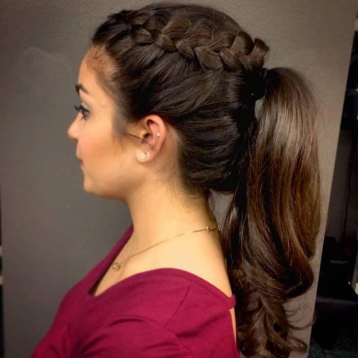 30 Simple Ponytail Hairstyles for Everyday