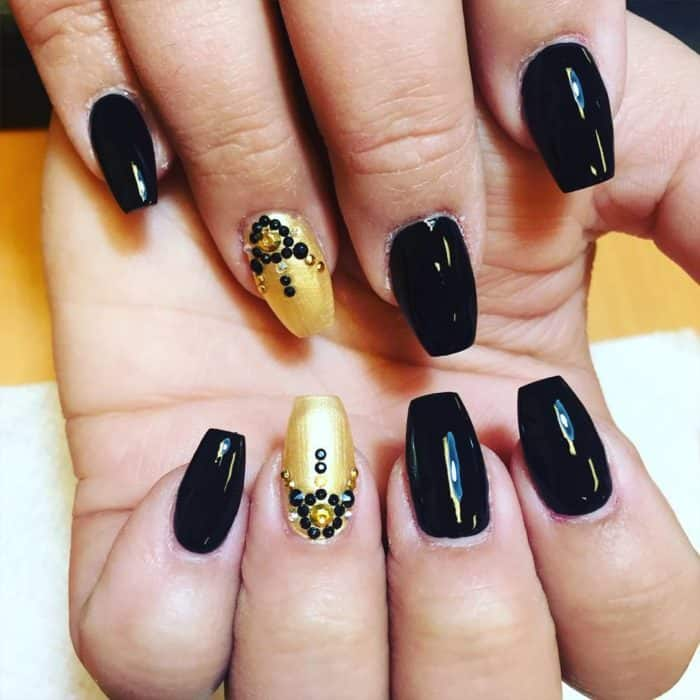 Nail Art For Prom: 27 Stunning Prom Nail Art Designs Pictures