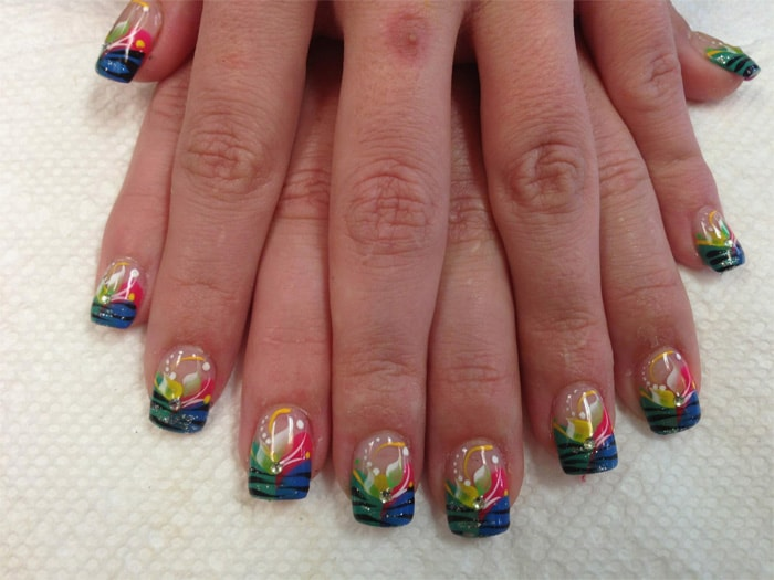 27 Stunning Prom Nail Art Designs Pictures Sheideas