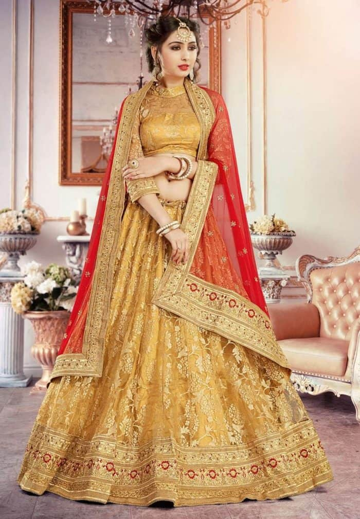 Pakistani Baraat Wedding Dresses